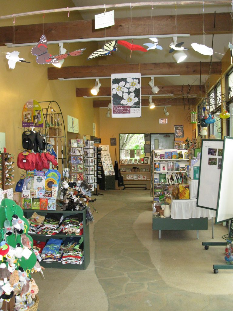 Gift Shop – Botanical Gardens at Asheville